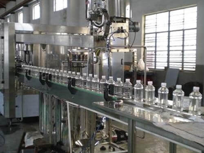 Truvox water Fully Automatic Bottling Line