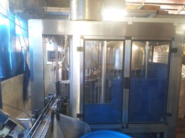 Truvox water Fully Automatic Bottling Machine